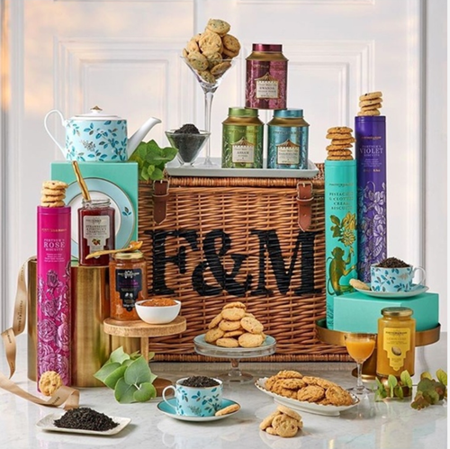 [Photo Credit: Fortnums Instagram]