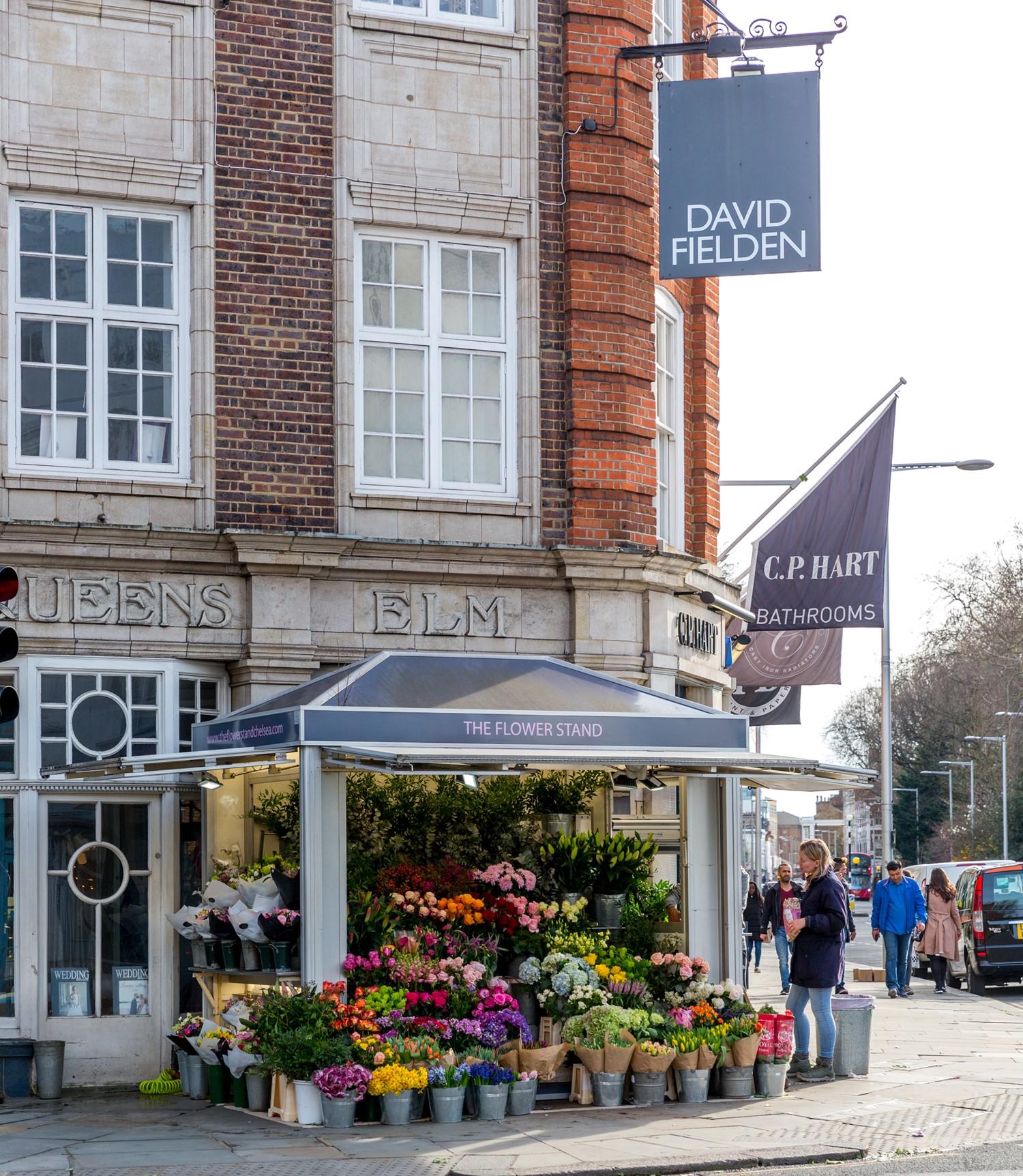 Sloane Street Apartments: Chelsea Vacation Rental